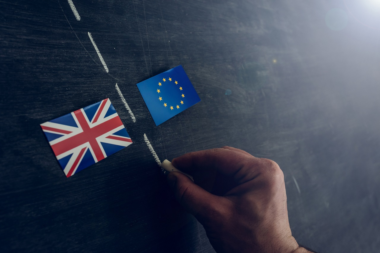 Soon there will be a border between European Union and England